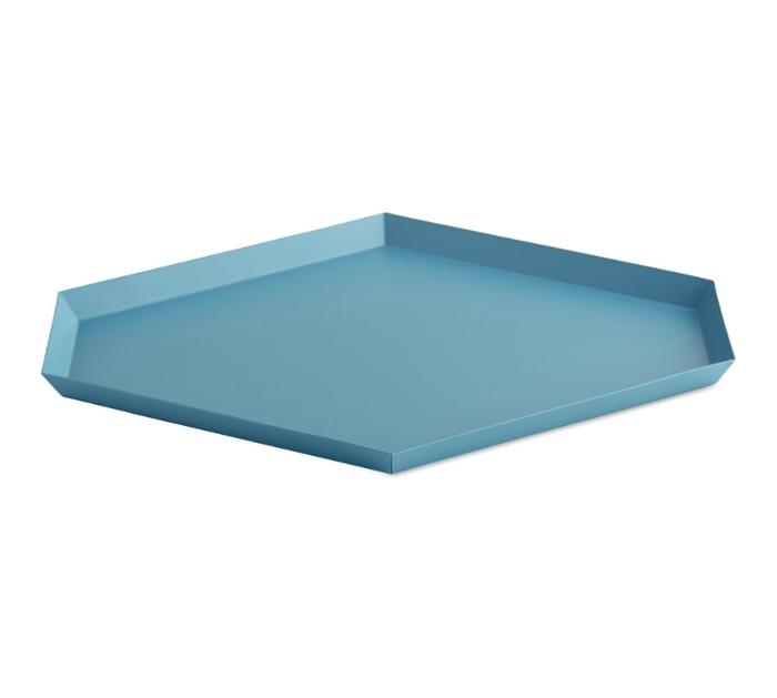 HAY | Kaleido L 萬花筒之星 / 置物皿 L (藍色)