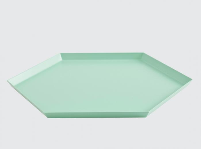 HAY | Kaleido XL 萬花筒之星 / 置物皿 XL (薄荷綠)