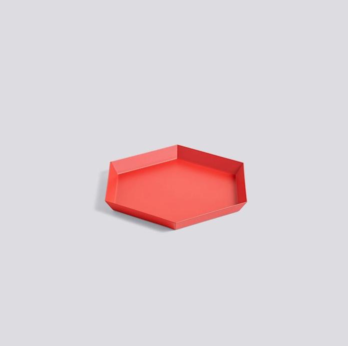HAY | Kaleido S 萬花筒之星 / 置物皿 S (紅色)