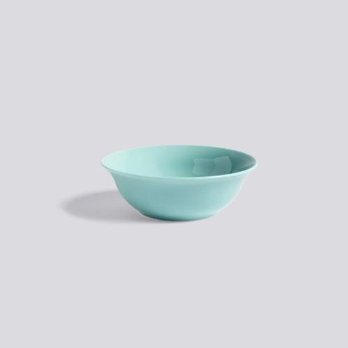 HAY | Rainbow Bowl 瓷碗 (Turquoise/ 碧綠 ) (S)