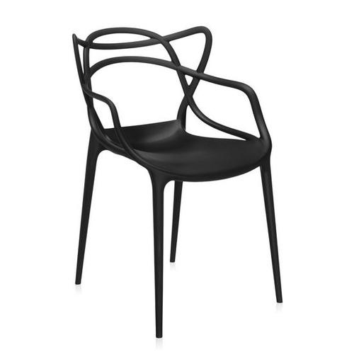 kartell Masters Armchair/大師 扶手椅 (黑色)