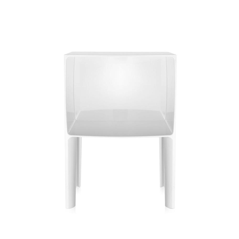 kartell Small Ghost Buster Cabinet-小型 床頭櫃 / 收納櫃(白色)