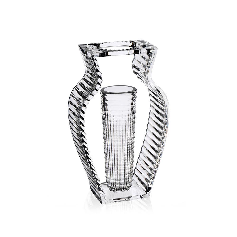 kartell|I Shine Vase/閃耀花瓶-Crystal(透明)