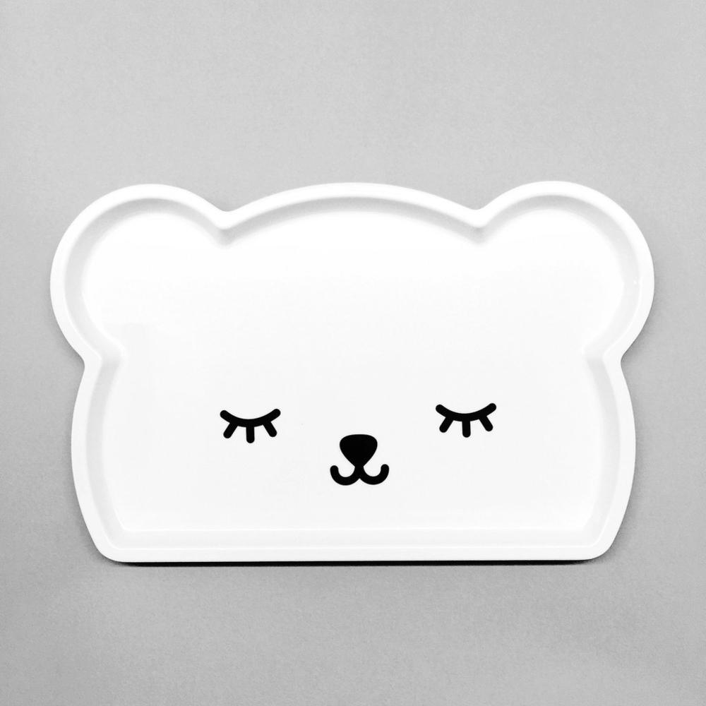 Bopomofo|MIMI . Bear Tray/咪咪托盤