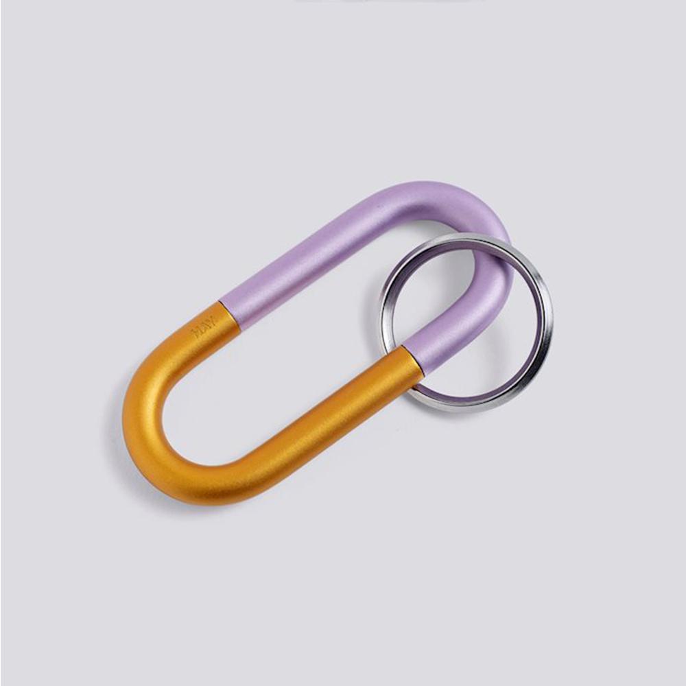 HAY |Cane Key Ring -拐杖 / 鑰匙圈(紫丁香)