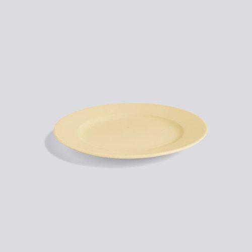 HAY | RAINBOW / PLATE S WARM YELLOW/ 瓷盤 - 黃色