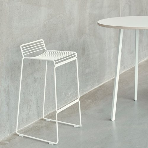 HAY|HEE BAR STOOL HIGH / 吧台椅86cm