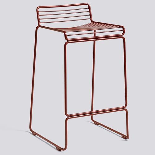 HAY HEE BAR STOOL LOW / 吧台椅76cm