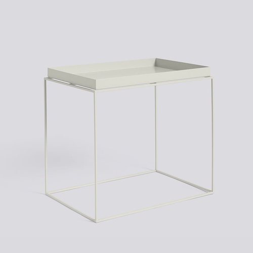 HAY|TRAY TABLE SIDE TABLE L / 40 x 60長方邊几