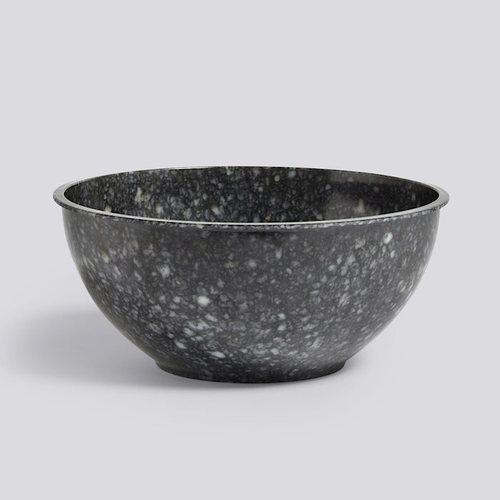 HAY | FLECK / BOWL MARBLED GREY 灰色大理石紋調理缽