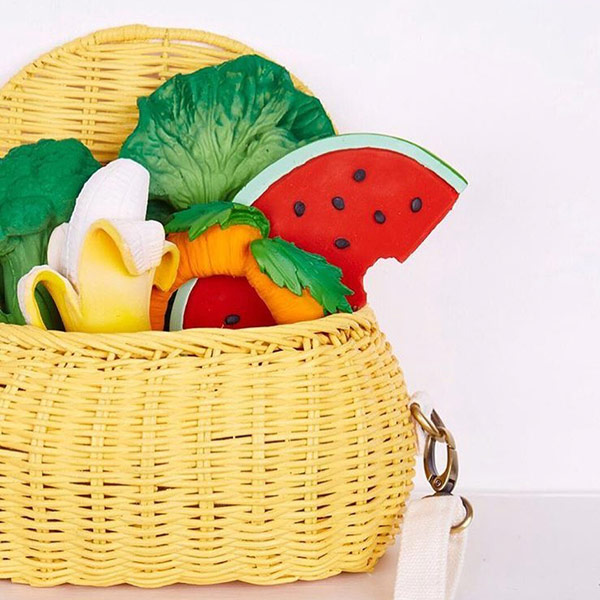 Oli&Carol 健康蔬果系列-西瓜