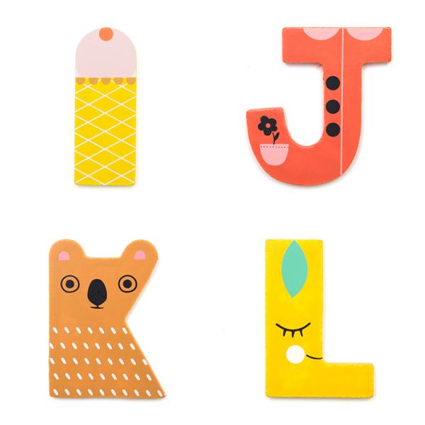 (複製)Petit Monkey|小兔兔掛牆書架