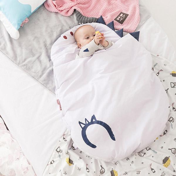 (複製)Daby|達比小怪獸嬰兒睡袋-Daby