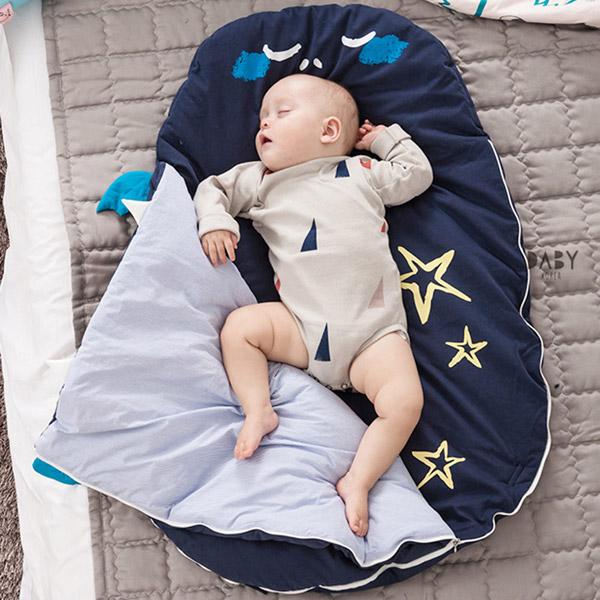 (複製)Daby|馴鹿小怪獸嬰兒睡袋-Elky