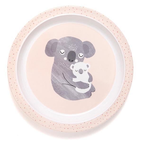 (複製)Petit Monkey|慵懶樹獺餐盤