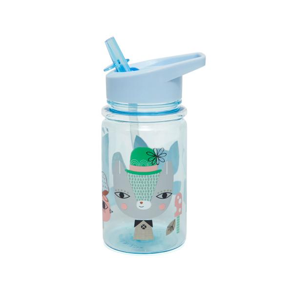 (複製)Petit Monkey|兒童水杯360(ml)-粉紫草尼馬與好朋友