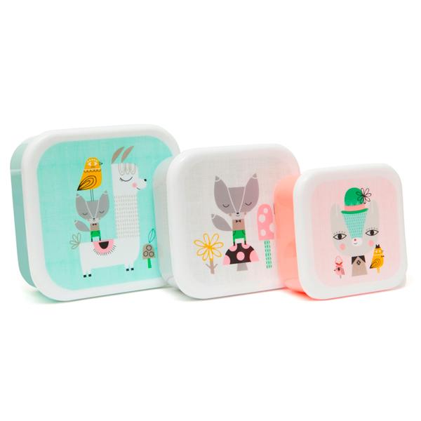 (複製)Petit Monkey|零食盒3入組-花生狗狗