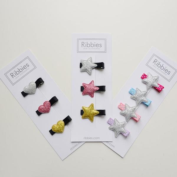(複製)Ribbies 絲質彩球花3入組