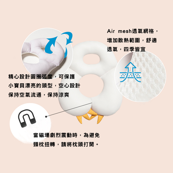 (複製)Daby|蛋頭大怪獸兒童睡袋-Eggy【2020年新款】