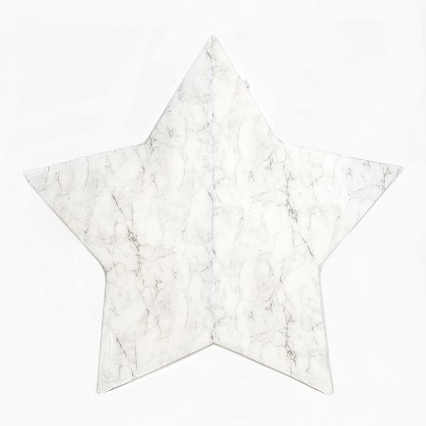 (複製)(複製)波蘭Misioo|多功能遊戲地墊-大理石星星