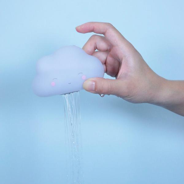 台灣SomeShine 花灑沐浴玩具-小雲朵