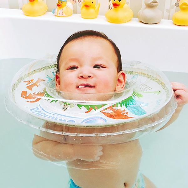 (複製)英國Swimava|G1企鵝嬰兒游泳脖圈-標準尺寸