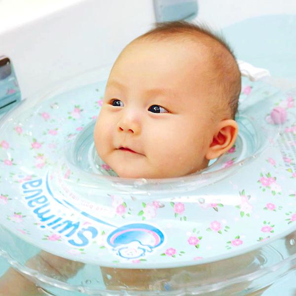 (複製)英國Swimava|G1馬卡龍嬰兒游泳脖圈-標準尺寸