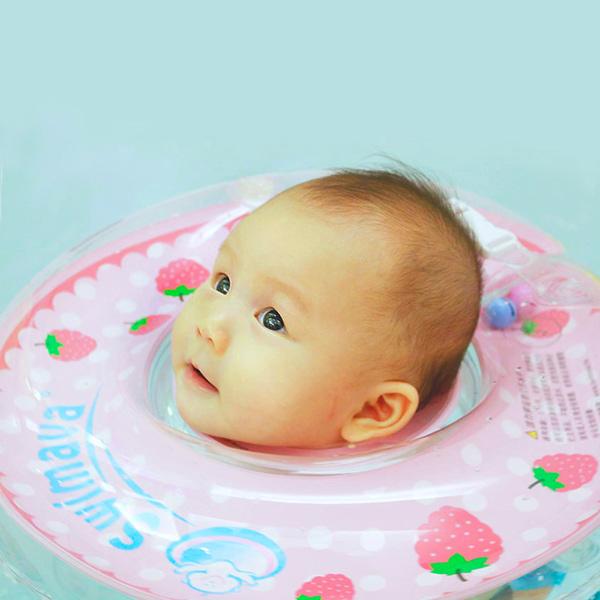 (複製)英國Swimava|G1小花朵朵嬰兒游泳脖圈-標準尺寸