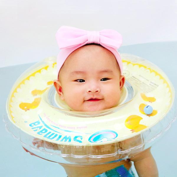 (複製)英國Swimava|G1紅莓嬰兒游泳脖圈-標準尺寸
