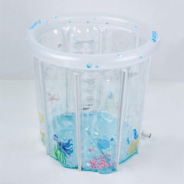英國Swimava P2簡易家庭式嬰兒水池 -海洋款