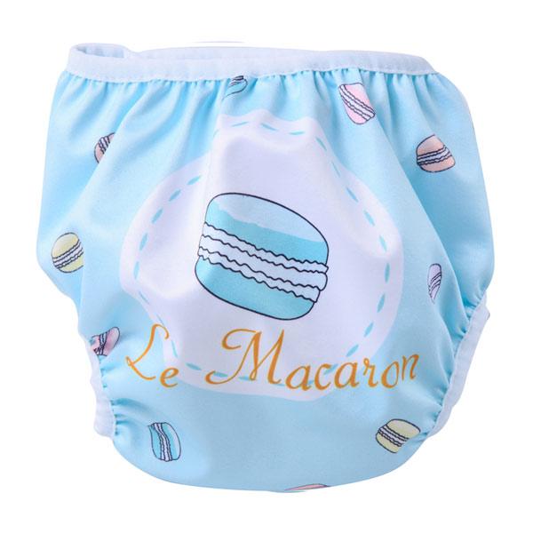 (複製)英國Swimava|S1深藍迷彩嬰兒游泳褲-L號