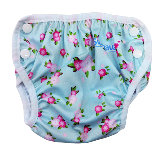 (複製)英國Swimava S1馬卡龍嬰兒游泳褲-L號