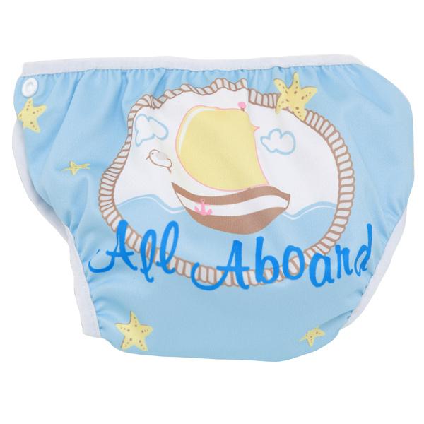 (複製)英國Swimava|S1小花朵朵嬰兒游泳褲-L號