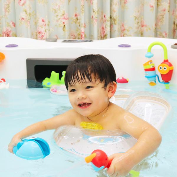 (複製)英國Swimava G2小黃鴨初階小童游泳圈(小號腋下圈)