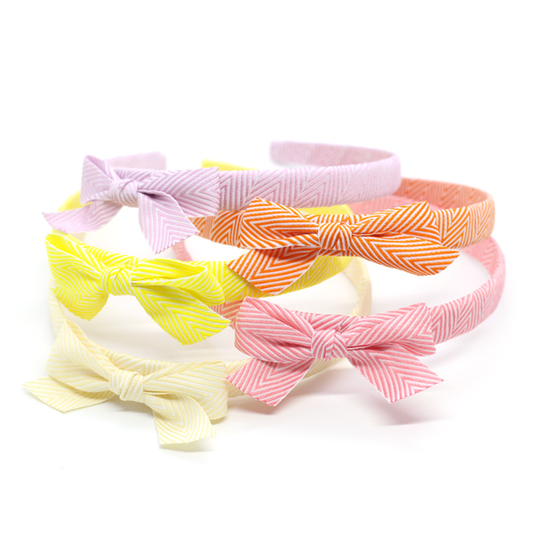 (複製)Ribbies|蝴蝶結髮圈-珊瑚紅