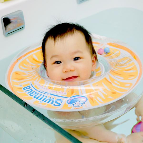 (複製)(複製)英國Swimava G1 紫蝴蝶嬰兒游泳脖圈-標準尺寸