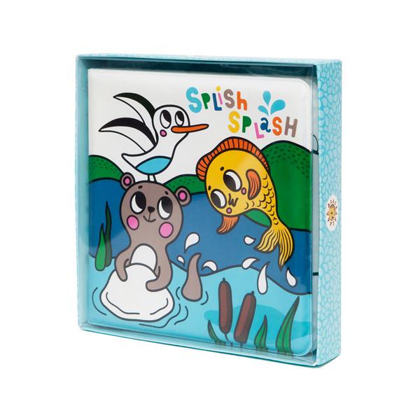 (複製)Petit Monkey|小熊魔法變色洗澡書