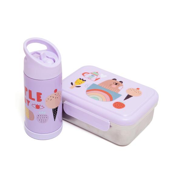 (複製)Petit Monkey|零食盒3入組-我愛熊貓