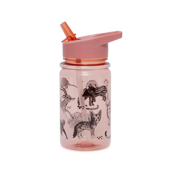 Petit Monkey|兒童水杯400(ml)-森林動物