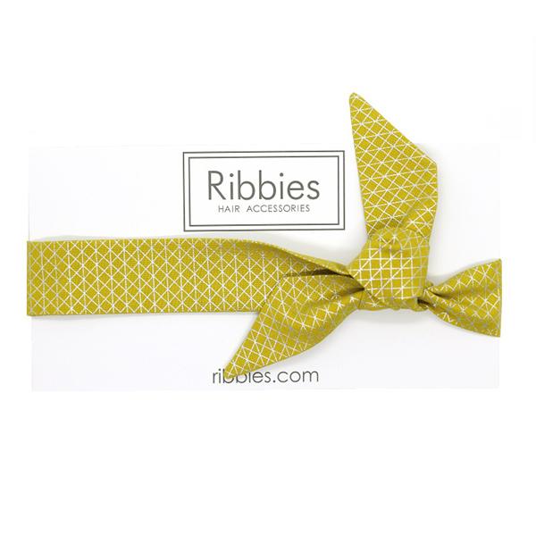(複製)Ribbies|兒童寬版扭結髮帶-珊瑚紅銀點點