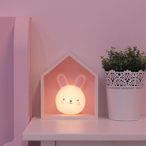 台灣SomeShine|可吸式拍拍燈-寶貝兔