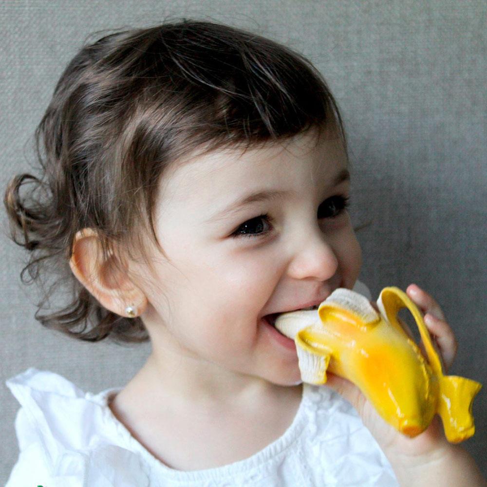 Oli&Carol|健康蔬果系列-香蕉