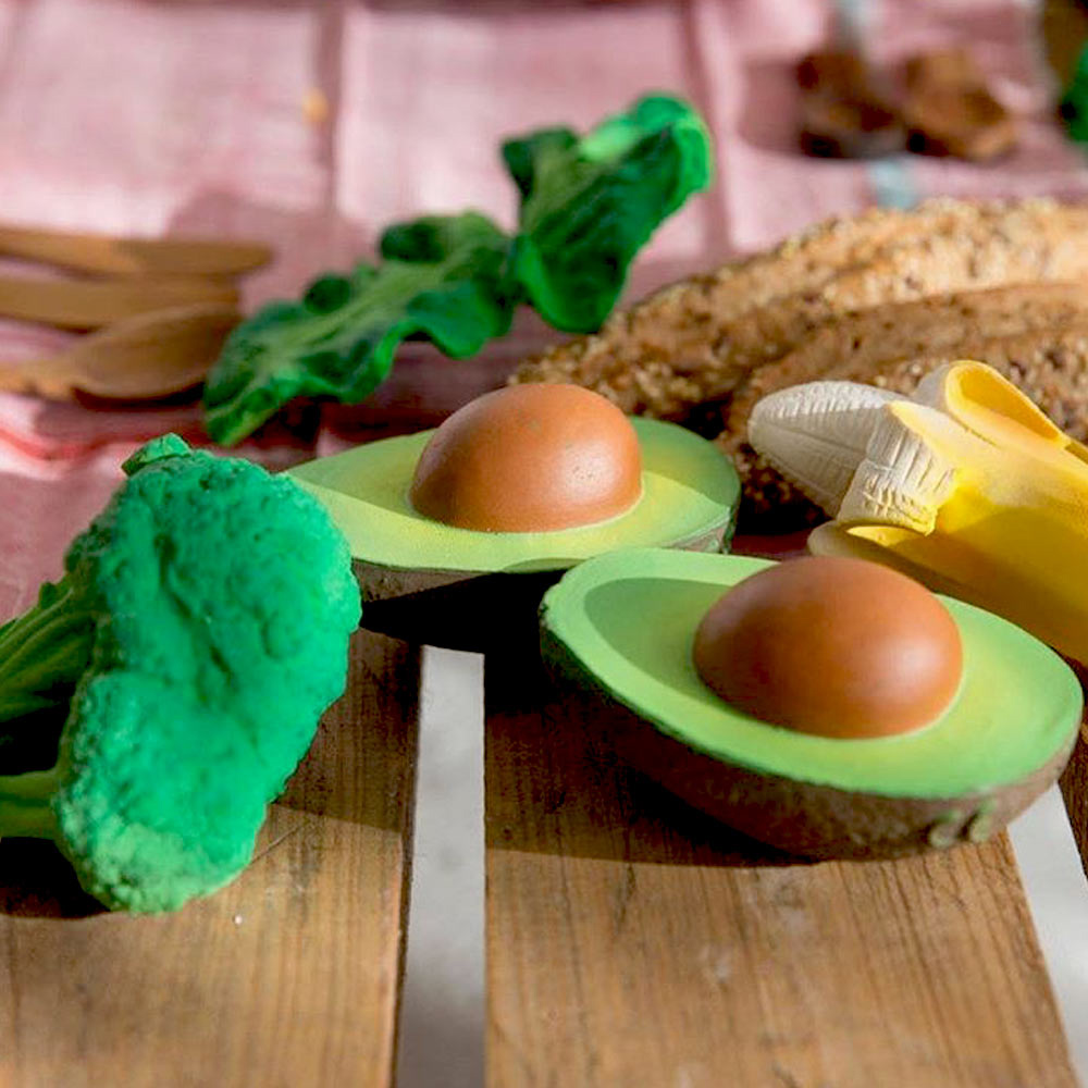 Oli&Carol|健康蔬果系列-酪梨