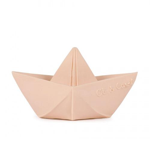 Oli&Carol 摺紙小船-裸粉