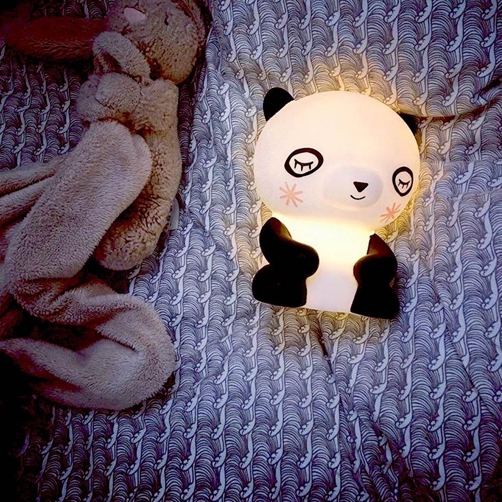 Petit Monkey|貓熊裝飾夜燈