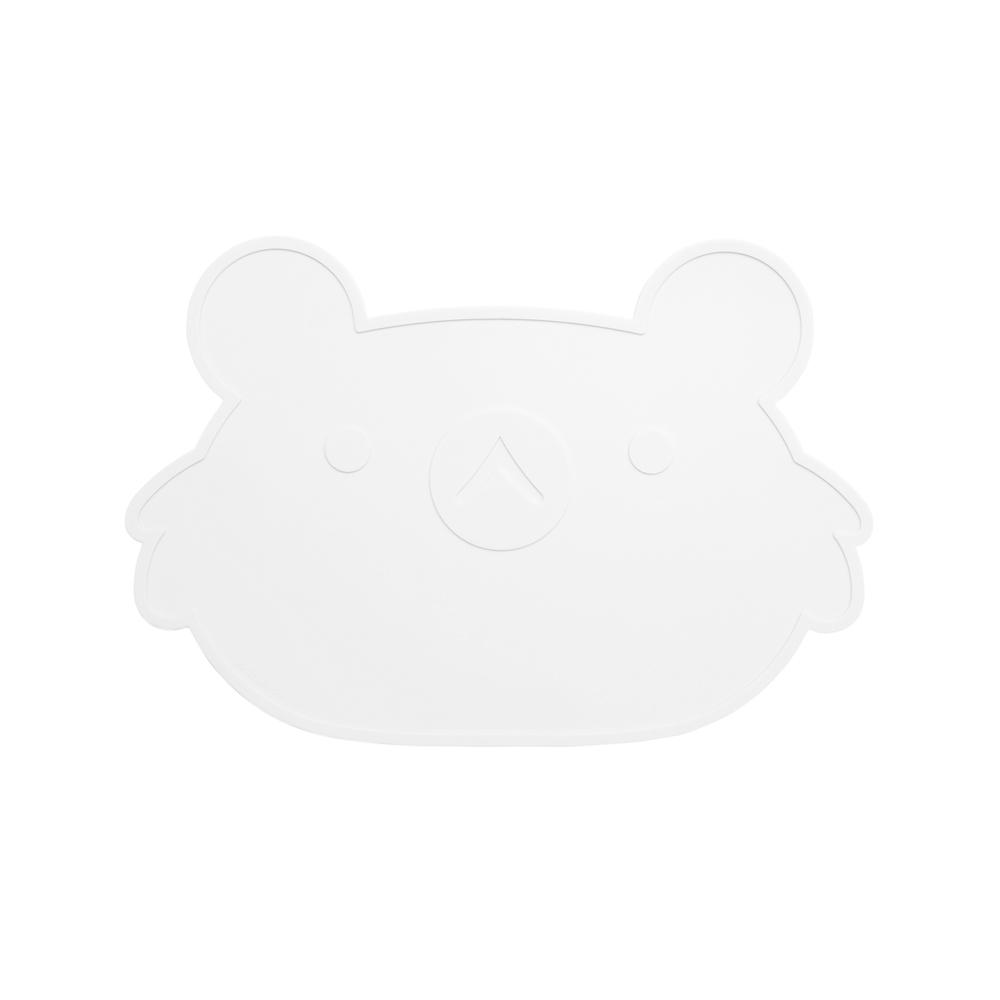 Petit Monkey|無尾熊餐墊_簡潔白