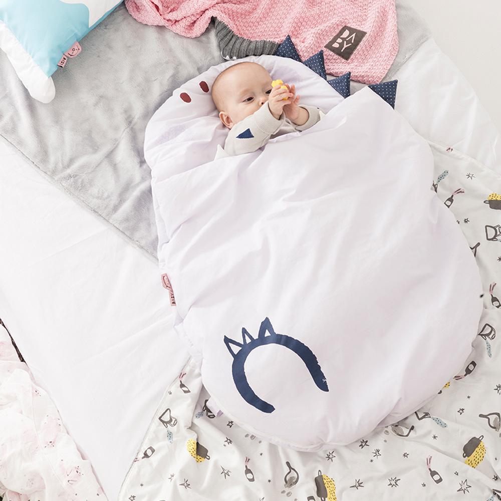 Daby|恐龍小怪獸嬰兒睡袋-Dinoy