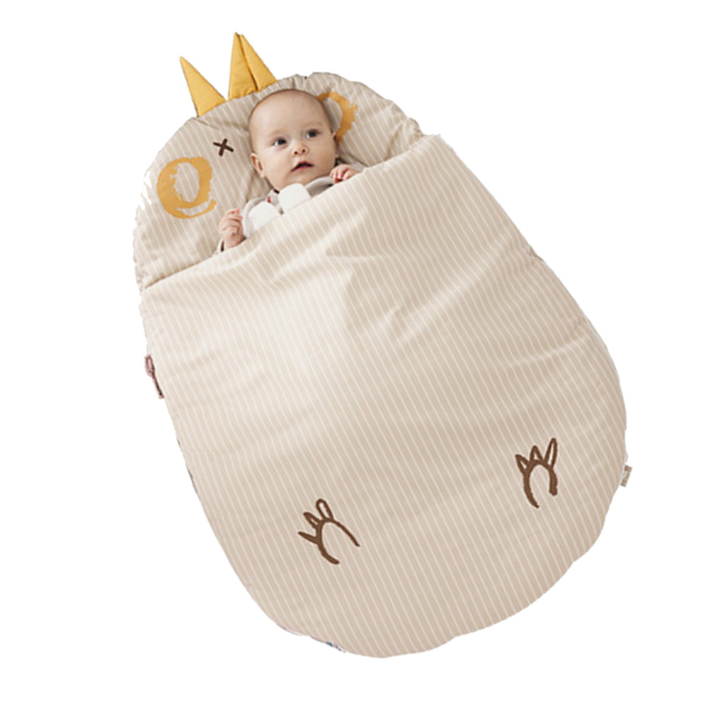 Daby|堅果小怪獸嬰兒睡袋-Nuty