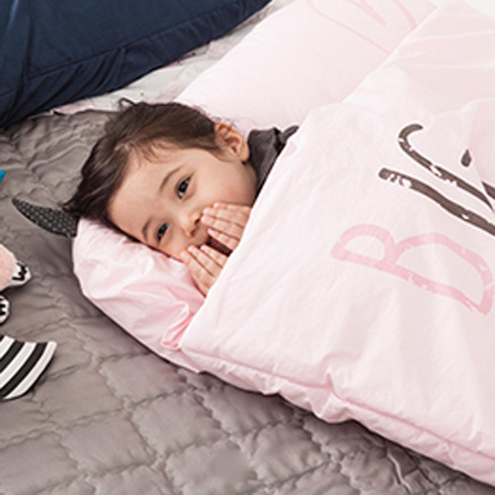 Daby|達比大怪獸兒童睡袋-Daby