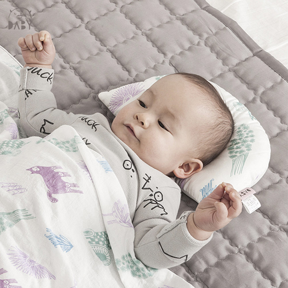 Daby 四季嬰兒枕頭-捕風捉影